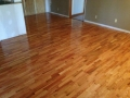 "2 1/4"" Red Oak finished natural"