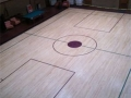 Maple Basketball Court for Danville Men's Mission
