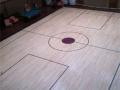 Maple Basketball Court for Danville Men's Mission