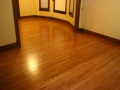 "2"" Red Oak floor stained with Minwax Early American"